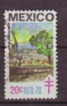 Stamps Mexico -  sellos de beneficencia