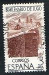 Sellos de Europa - Espa�a -  2357-  Bimilenario de Lugo. Murallas.
