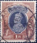 Sellos de Asia - India -  epoca colonial inglesa
