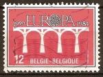 Sellos del Mundo : Europa : Bélgica :
