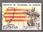 Sellos de Europa - España -  2736 Autonomias (453)