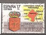 Sellos de Europa - España -  2740 Autonomias (457)