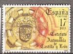 Sellos de Europa - España -  2740 Autonomias (458)