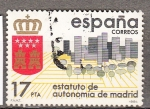 Sellos de Europa - España -  2742 Autonomias (459)