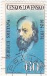 Sellos de Europa - Checoslovaquia -  bebrich smetana