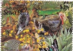 Stamps : America : Mexico :  Selva baja