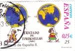 Sellos de Europa - España -  historia de España lll