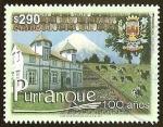 Stamps Chile -  PURRANQUE - CIEN AÑOS