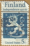 Stamps Finland -  INDEPENDENCE