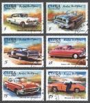 Stamps Cuba -  Autos Antiguos