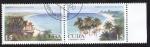 Sellos de America - Cuba -  Emision conjunta Cuba China