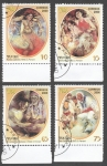 Stamps Cuba -  Folklore