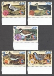 Stamps Cuba -  Ornitologia Cubana ??