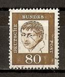 Sellos de Europa - Alemania -  Henrich von Kleist.