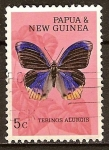 Stamps Oceania - Papua New Guinea -