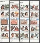 Sellos del Mundo : America : Cuba : Historia Latinoamericana Indigenismo