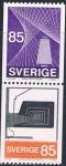 Sellos de Europa - Suecia -  INDUSTRIA TEXTIL SUECA. Y&T N� 843-44
