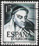 Sellos de Europa - España -  Literatos