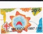 Stamps Mexico -  navidad 1997