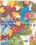 Sellos de America - México -  navidad 1997