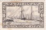 Sellos de Europa - Mónaco -  hirondelleI  II