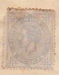 Sellos de Europa - España -  Alfonso XII Ed 1876