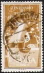 Stamps Spain -  I Centenario del Telégrafo