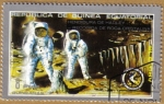 Stamps Equatorial Guinea -  APOLO 15 - Hendidura de Hadley