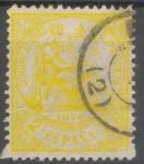 Sellos de Europa - España -  ESPAÑA 143 ALEGORIA DE LA JUSTICIA