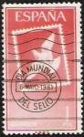 Stamps Spain -  Día Mundial del sello