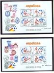 Sellos de Europa - España -  13 jun Copia Munidial de Futbol España 82