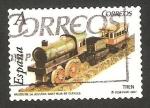 Stamps Spain -  4292 - Tren de juguete