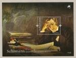 Sellos de Europa - Portugal -  200 aniv. nacimiento de Schumann