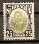 Sellos de America - Nicaragua -  HEINRICH   VON   STEPHAN