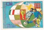 Stamps  -  -  (AA)NELIDA FDEZ BESADA 28/1