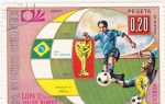 Sellos de Africa - Guinea Ecuatorial -  Mundial de futbol-Munich 74