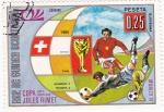 Stamps : Africa : Equatorial_Guinea :  Mundial de futbol-Munich 74