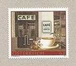 Stamps Austria -  Café, tradición de las hosterías vienesas