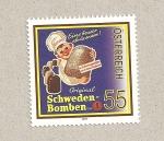 Sellos de Europa - Austria -  Bombones