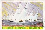Stamps Equatorial Guinea -  XXI juegos Olimpicos-MONTREAL-76