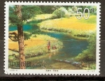 Stamps China -  LAGO   FANGCAO