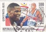 Stamps Equatorial Guinea -  campeones olimpicos1992