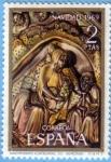 Stamps : Europe : Spain :  Navidad 1969