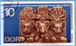 Stamps : Europe : Germany :  Archaologische Forschung (2)