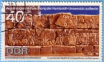 Stamps Germany -  Archaologische Forschung
