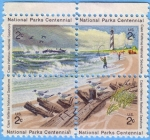 Stamps United States -  National Parks Centennial (1)