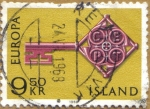 Stamps Europe - Iceland -  EUROPA - CEPT