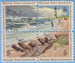 Stamps : America : United_States :  National Parks Centennial (2)