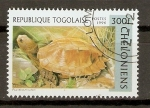 Stamps Togo -  PUXIDEA   MOUHOTI