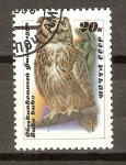 Stamps Russia -  BUBO   BUBO